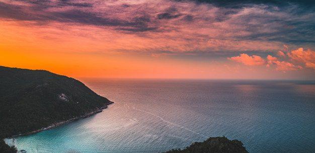 เกาะสุดสวยชายฝั่งอันดามัน